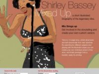 Shirley Bassey Mixed Up