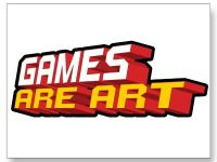 Games are art