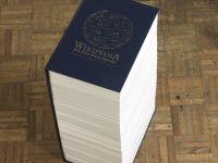 Wikipedia in print