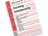Curating Immateriality