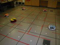 Roomba Pac-Man